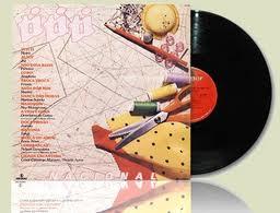 Contracapa do disco da trilha sonora de Ti Ti Ti em 1985