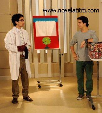Julinho e seu novo amor Dr. Eduardo