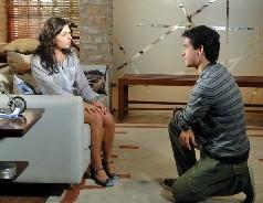 Julinho fala a Marcela que ela gosta de Edgar