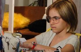 Mabi cria o blog de Beatrice M.