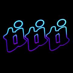 Logo da Novela Ti Ti Ti de 1985